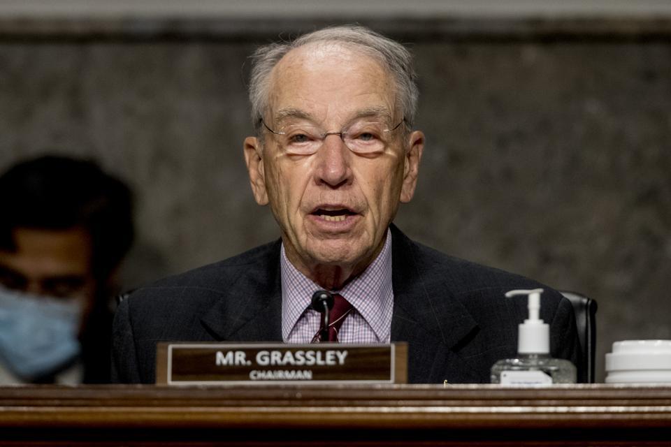 Sen. Chuck E. Grassley