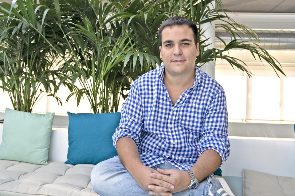 Carlos Herrera, the new chief technology officer of Cabify