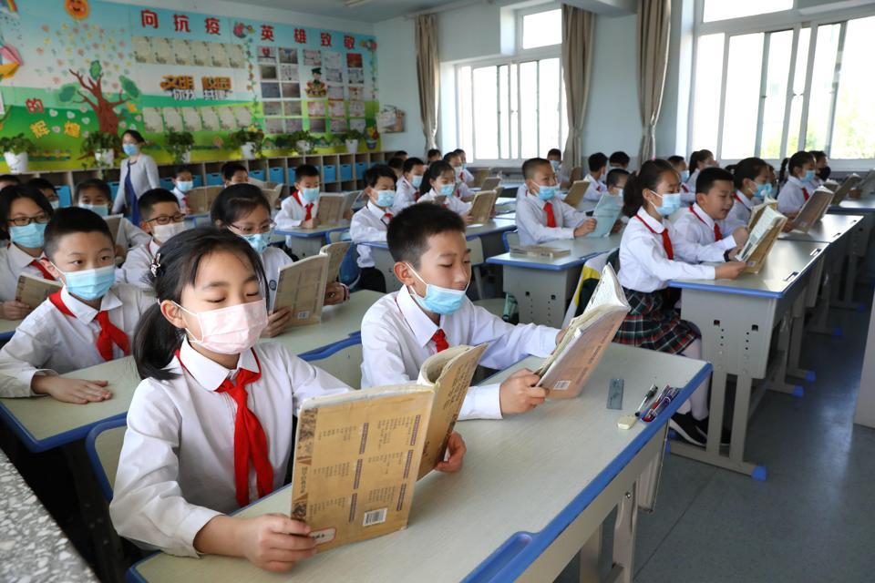 Daily Life In Yinchuan Amid The Coronavirus Outbreak