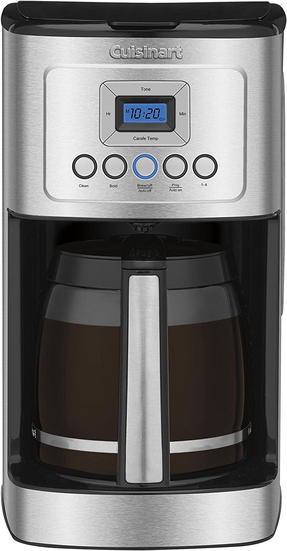Cuisinart PerfecTemp 14-Cup Stainless Steel Drip Coffee Maker