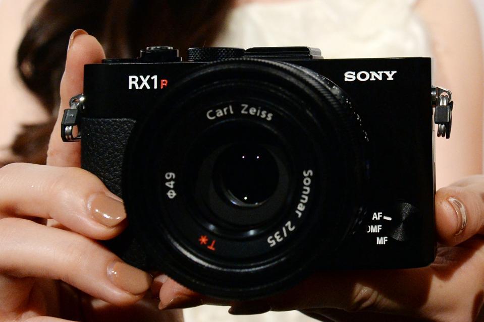 Sony Cyber-shot digital camera RX1R