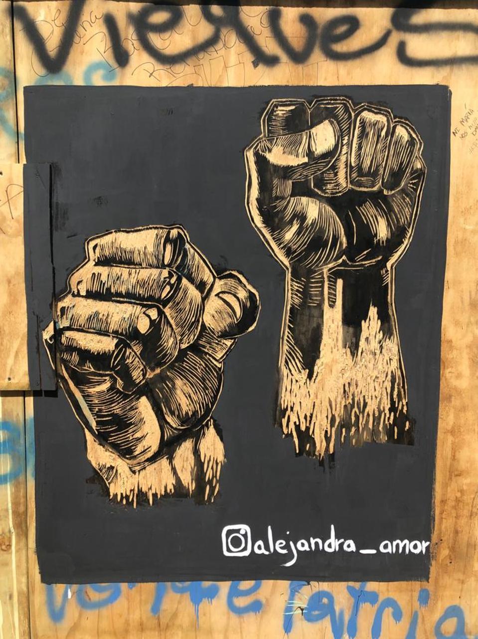 ″Contra Todo″ by Alejandra Olivieri