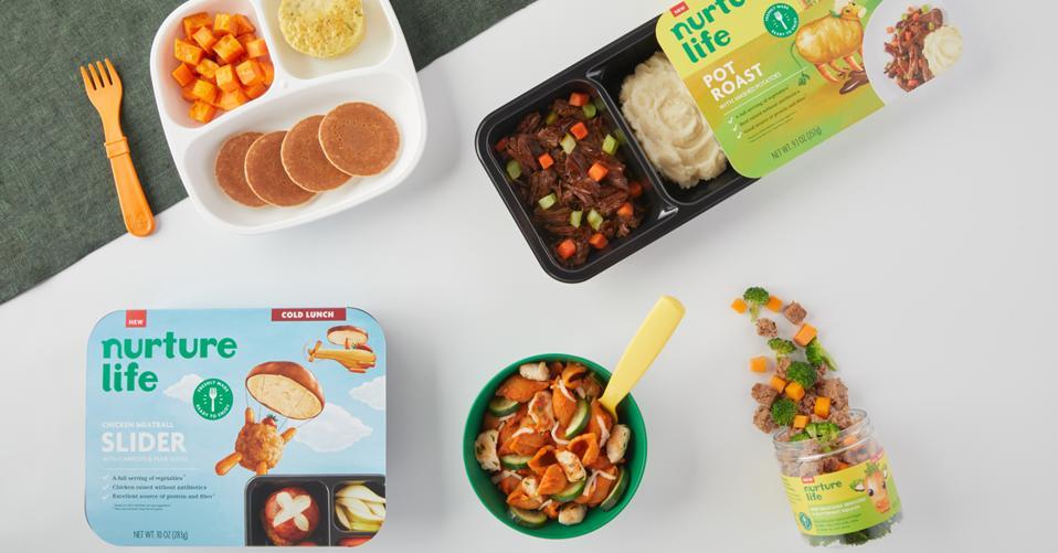 Nurture Life Prepared Meal Service for kids