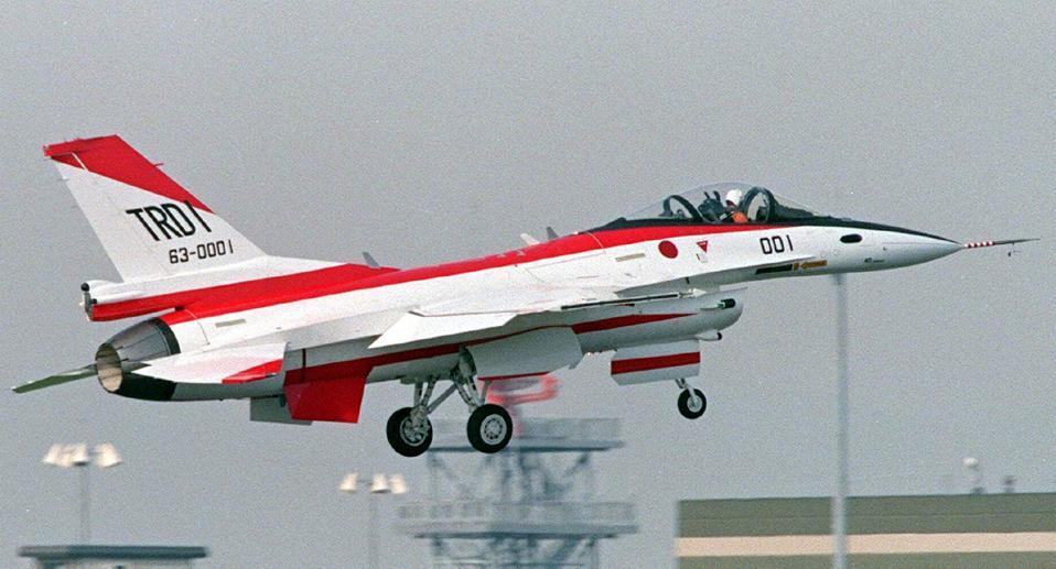 JAPAN-DEFENCE-F-2-FILES