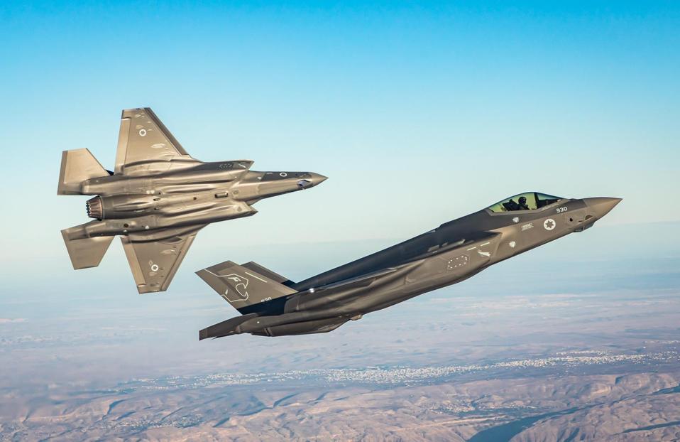 Israeli Air Force, F-35, F-35I, Israeli F-35