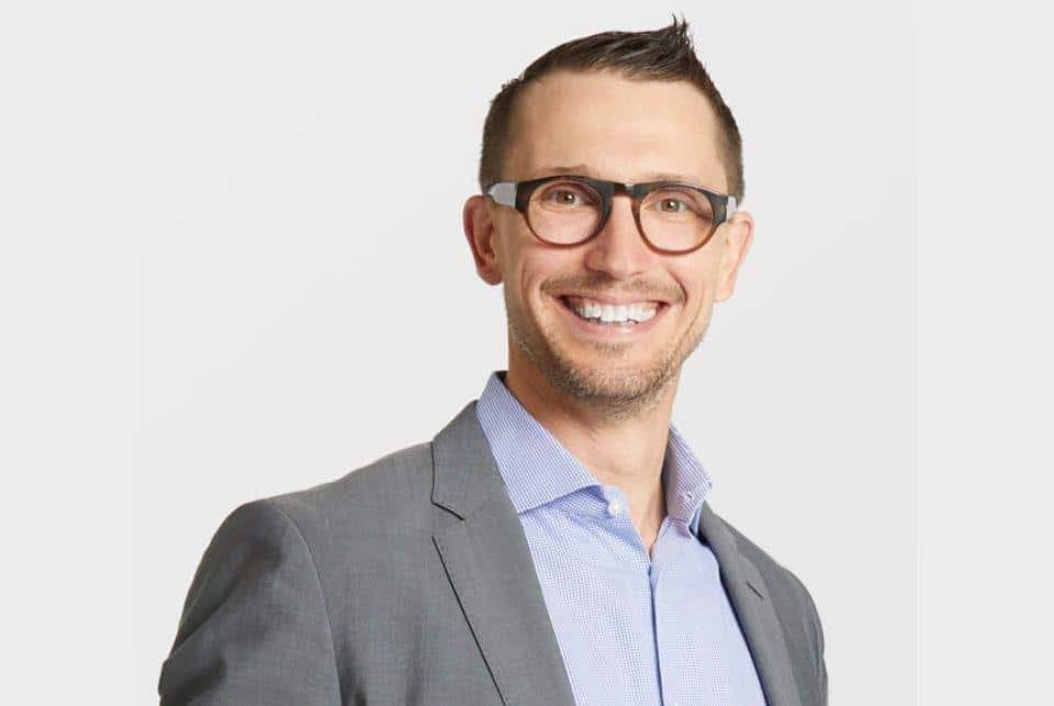 Berkeley Lights CEO, Eric Hobbs.