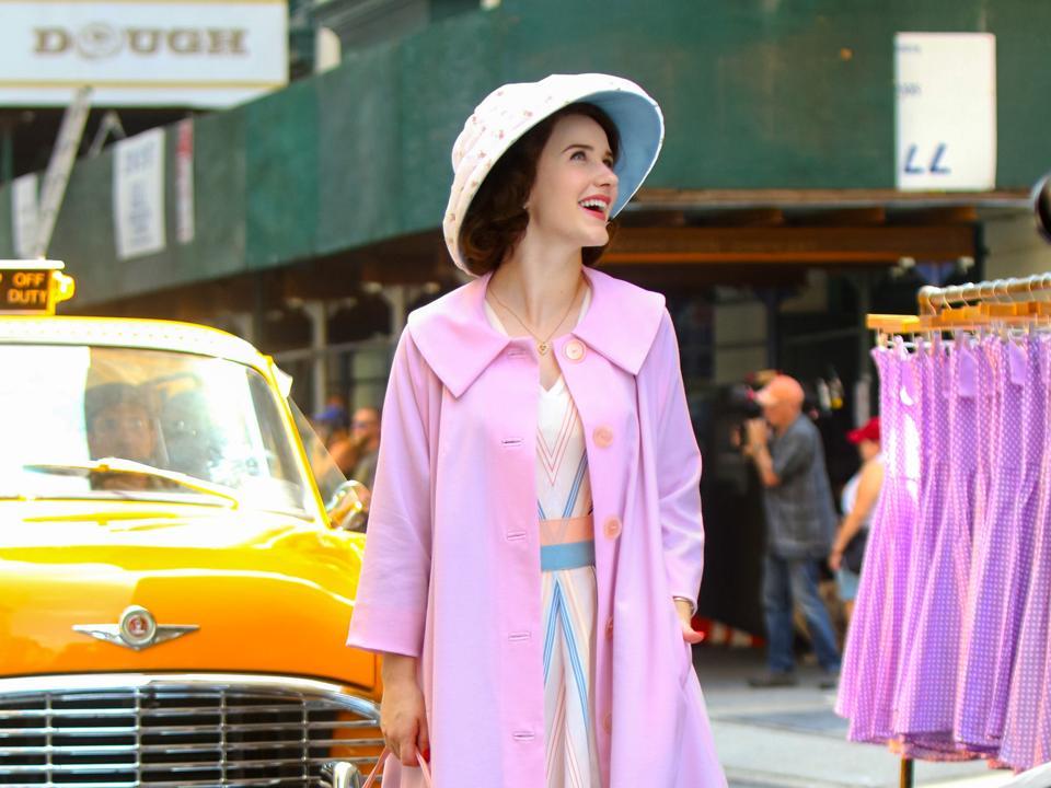 Celebrity Sightings In New York - September 04, 2019