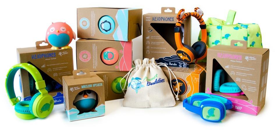 Planet Buddies product range