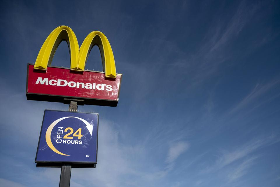 McDonald's is introducing reusable cups in the U.K.