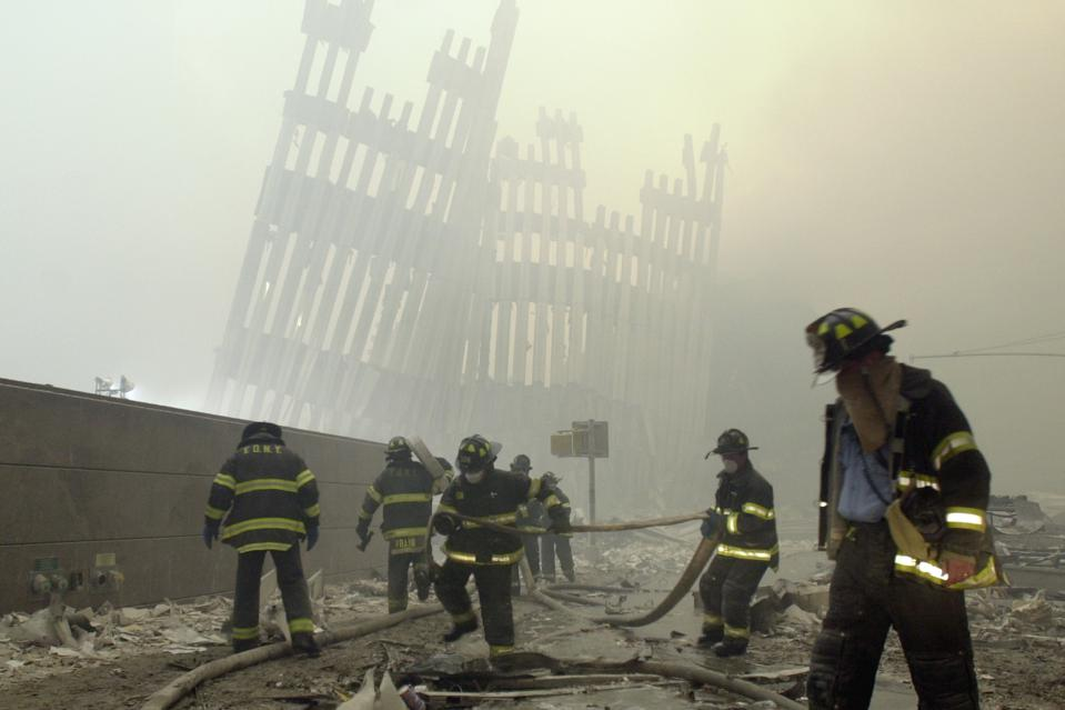 Trump withheld $4M from 9/11 health fund