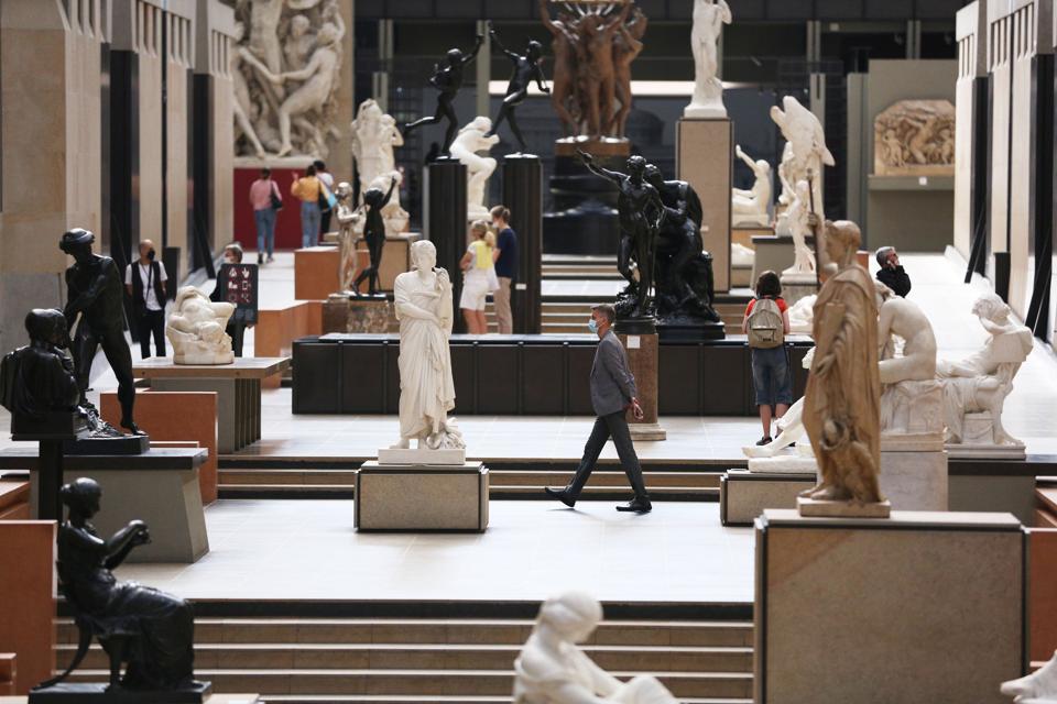 FRANCE-PARIS-ORSAY MUSEUM-REOPENING