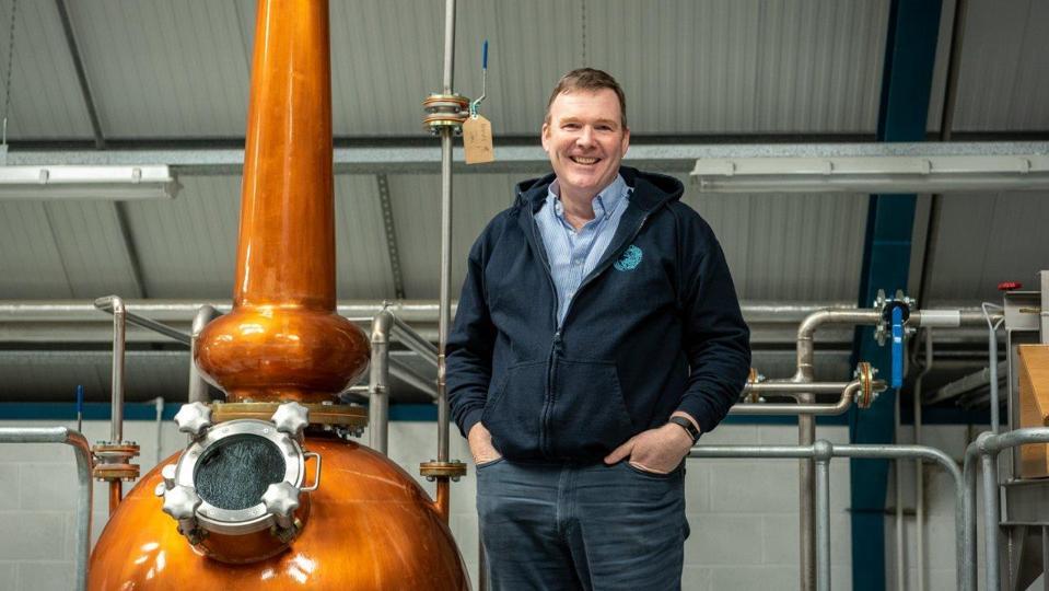 Sliabh Liag James Docherty Donegal Irish Whiskey