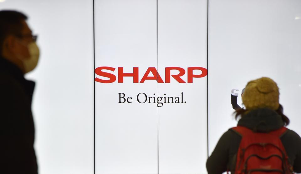 Be Original, which is what Sharp is demanding from car-making giant, Daimler.