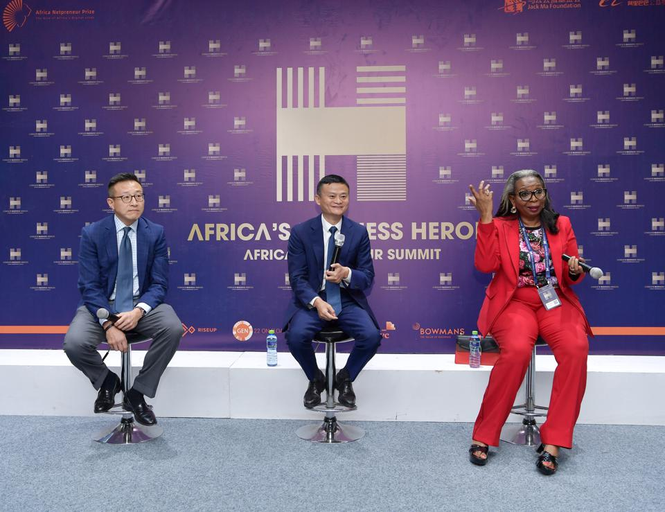 Awards Ceremony Of Africa Netpreneur Prize 2019 Held In Ghana