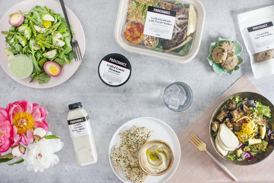 Provenance Meals Prepared Meal Delivery