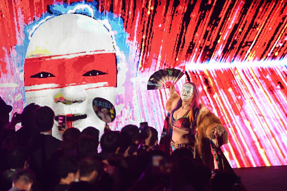 WWE Live Tokyo: Asuka