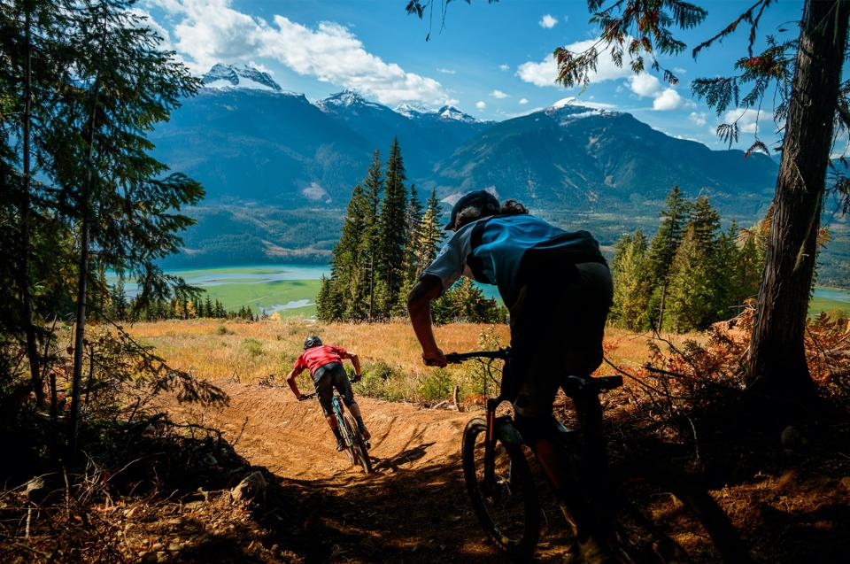 Revelstoke Mountain Resort mountain biking