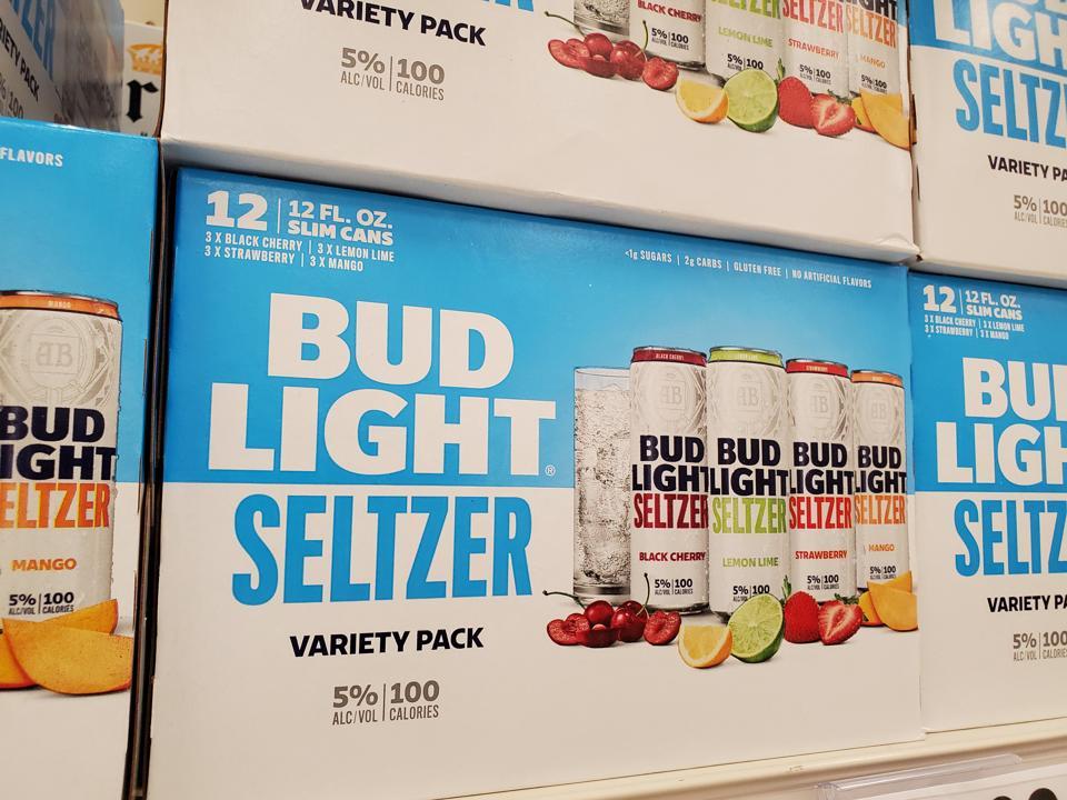 Bud Light Seltzer