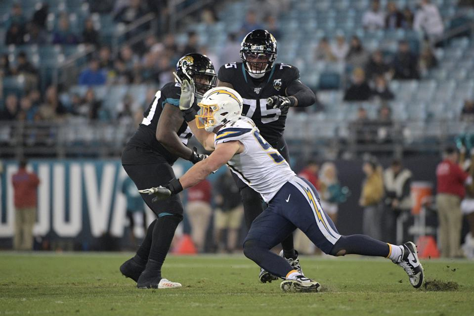 Chargers Jaguars Football