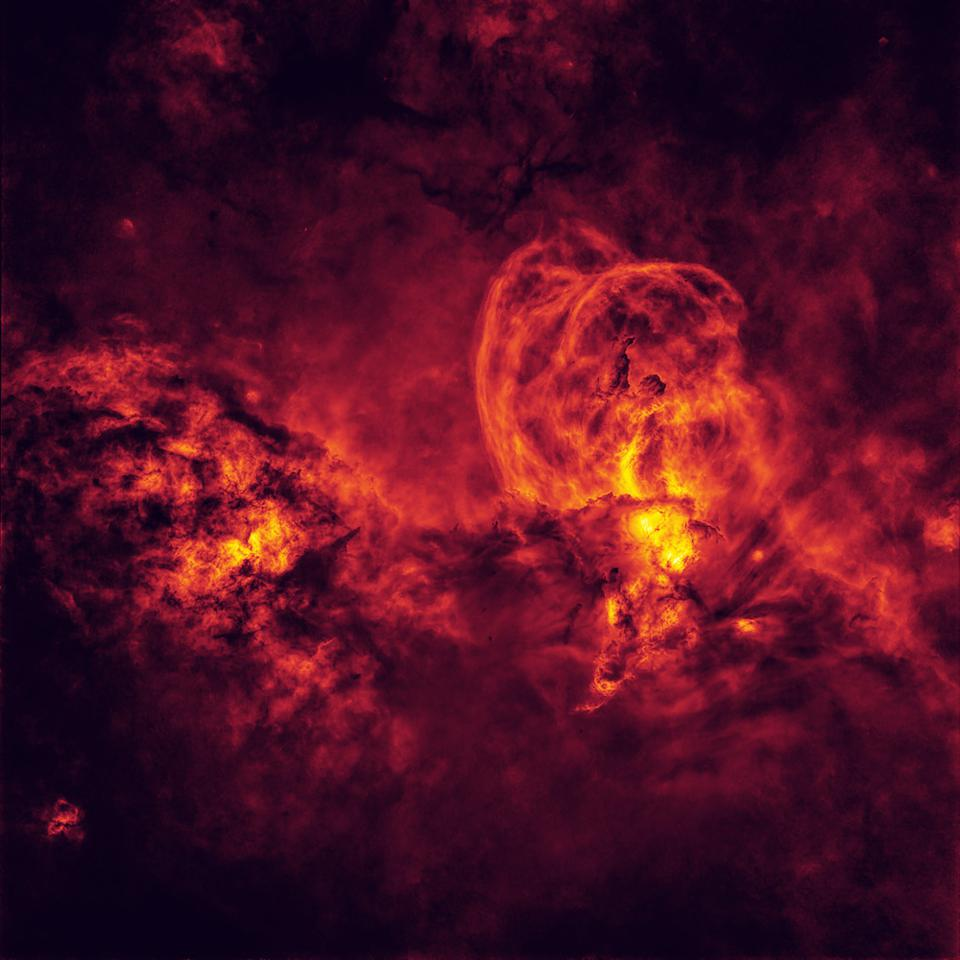 Cosmic Inferno.