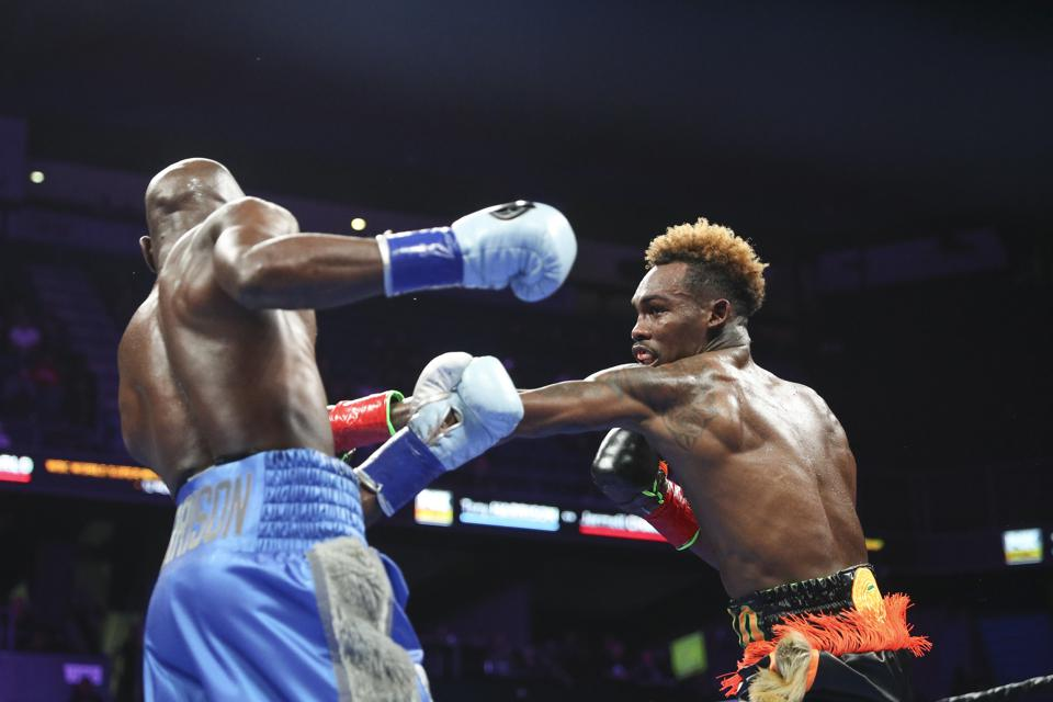 Jermell Charlo vs Jeison Rosario boxing odds prediction
