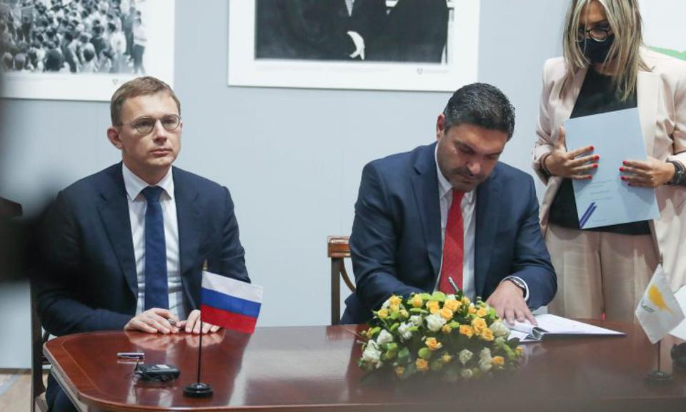The new tax agreement between Russia and Cyprus was recently signed