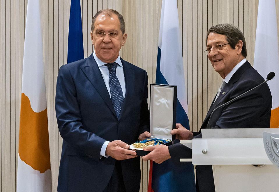 CYPRUS-RUSSIA-DIPLOMACY