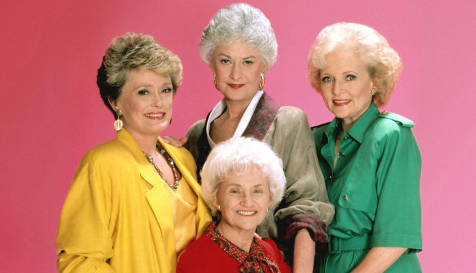 ″The Golden Girls,″ starring Rue McClanahan, Bea Arthur, Betty White and Estelle Getty, celebrates 35 years since debuting.