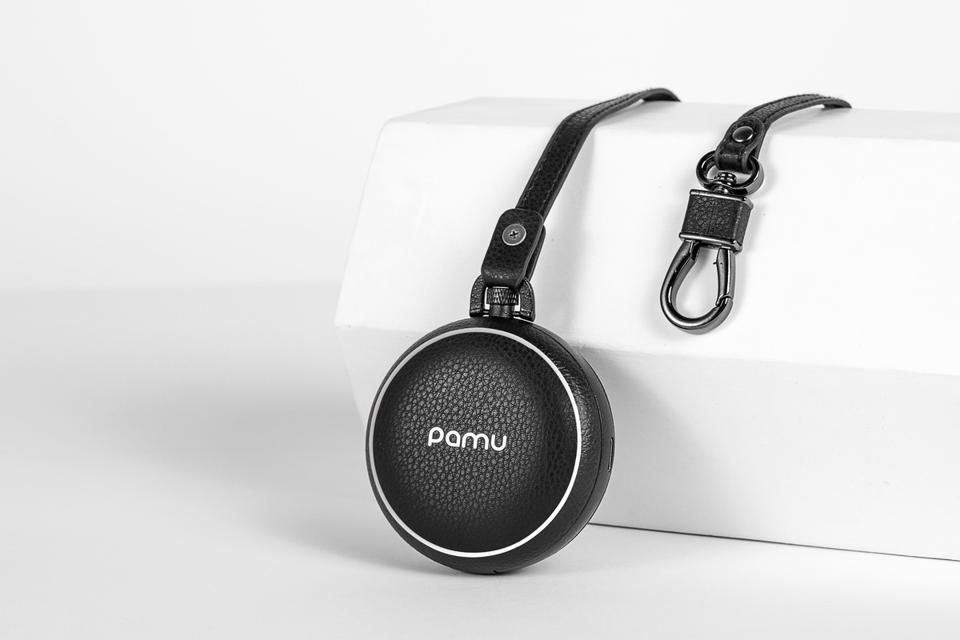 PaMu Quiet charging case with lanyard