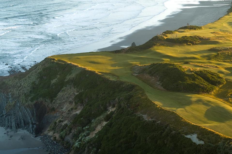 Sheep Ranch golf course Bandon Dunes, OR