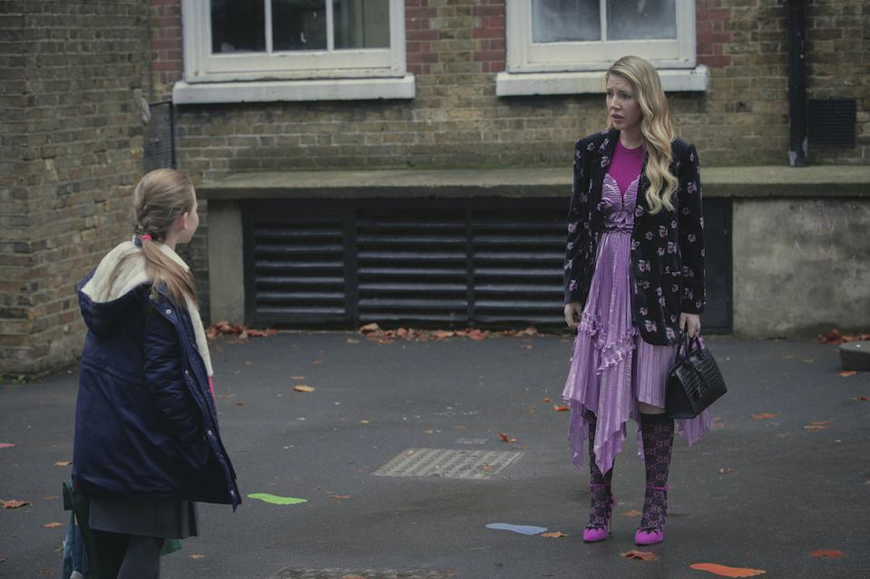 Katherine Ryan's new Netflix comedy series 'The Duchess' celebrates single motherhood and families of all shapes and sizes.