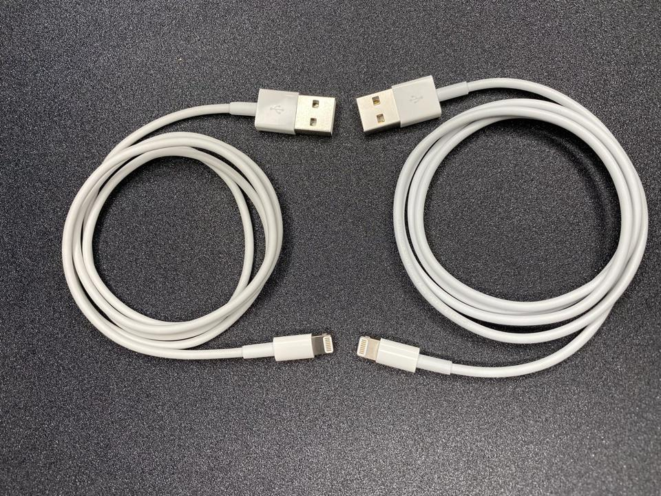 OMG cable Vs original cable