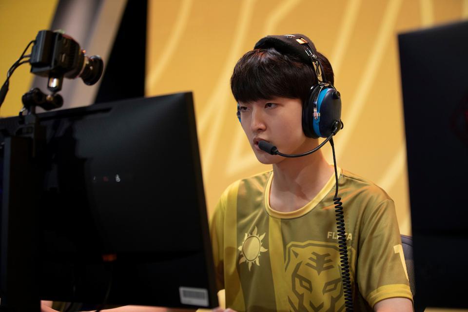 Overwatch League player Byungsun ″Fleta″ Kim