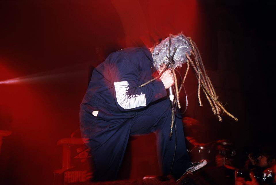 Slipknot, Brixton Academy, 2000