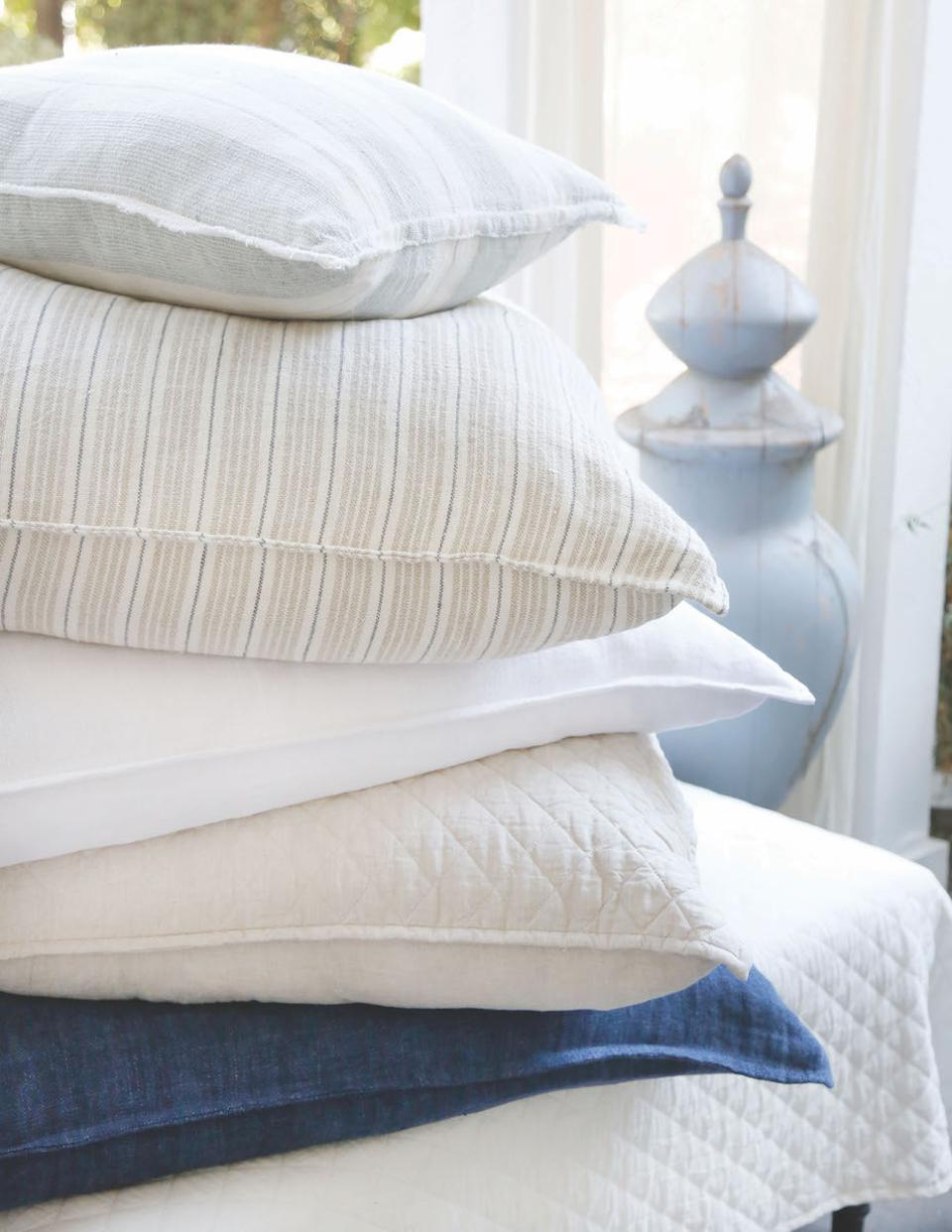 Pom Pom at Home, sustainable pillows