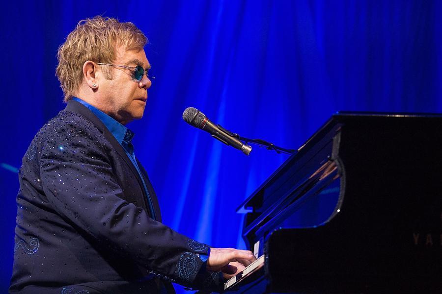 No. 8: Elton John ($54 million)