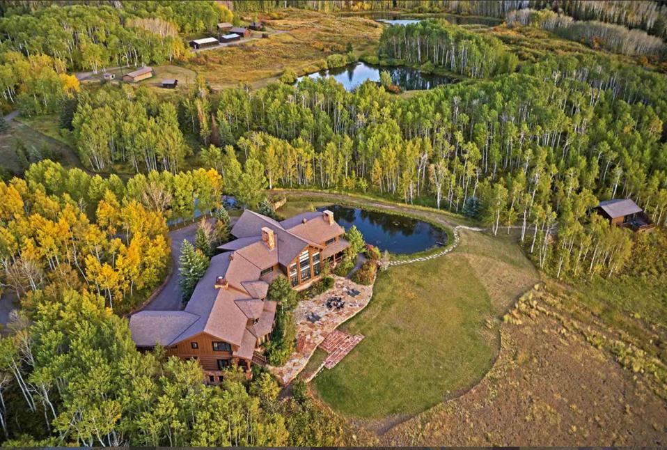 Greg Norman's Seven Lakes Ranch in Colorado