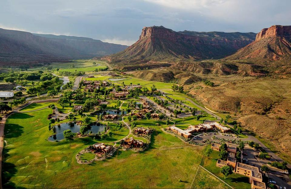 Gateway Canyons Ranch in Colorado owned by