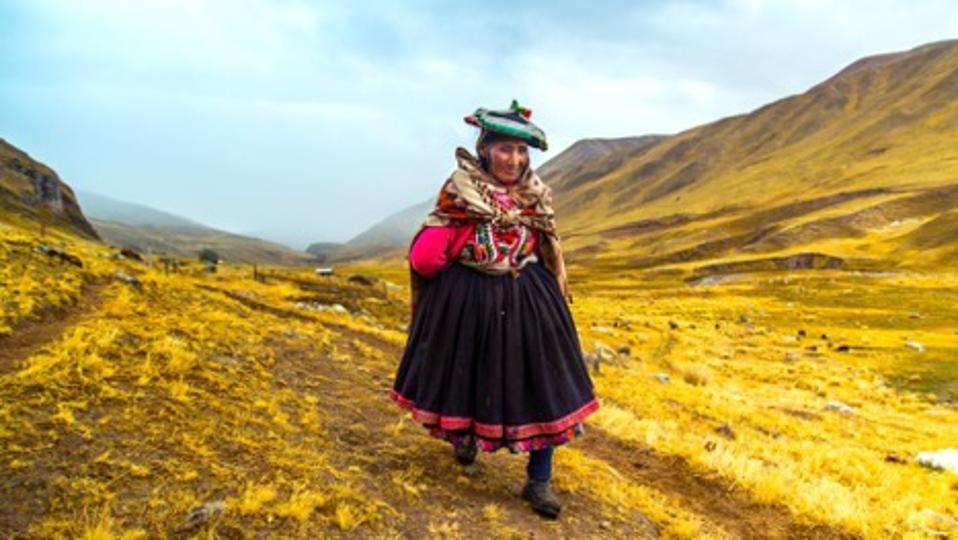 Peru, Ausangate Trek