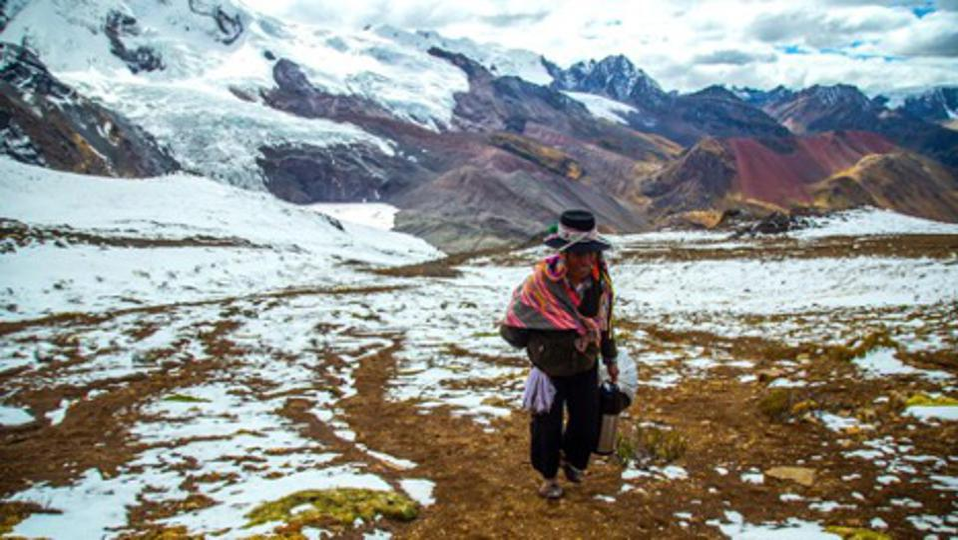 Andean Lodges trek