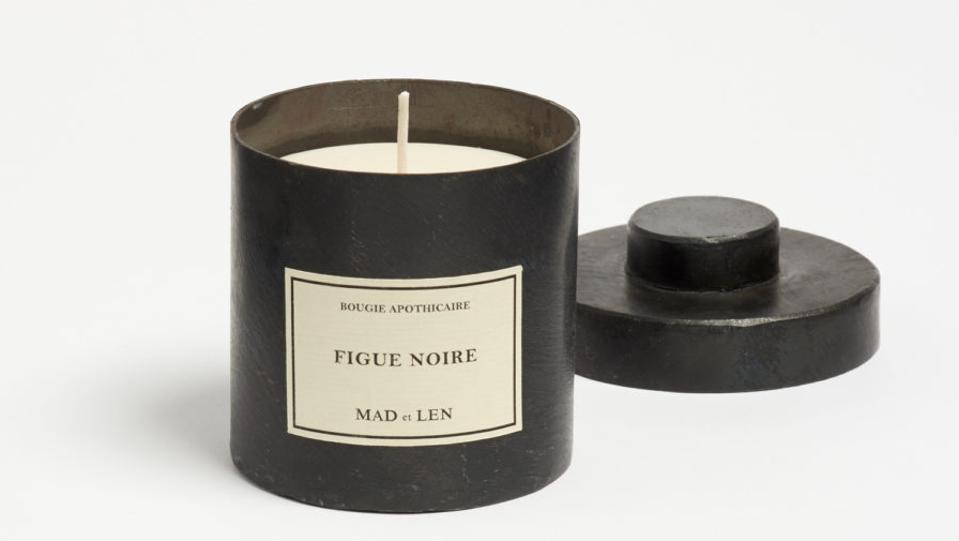 Mad et Len Figue Noire Candle