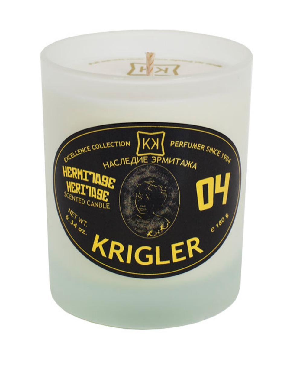 Krigler Hermitage Heritage Candle