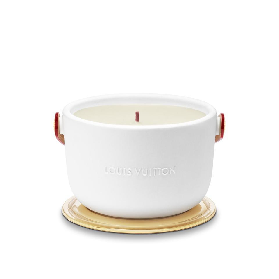 Louis Vuitton Écorce Rousse Candle