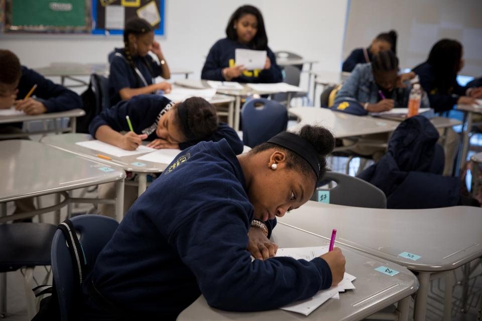 Families navigate school choice in DC