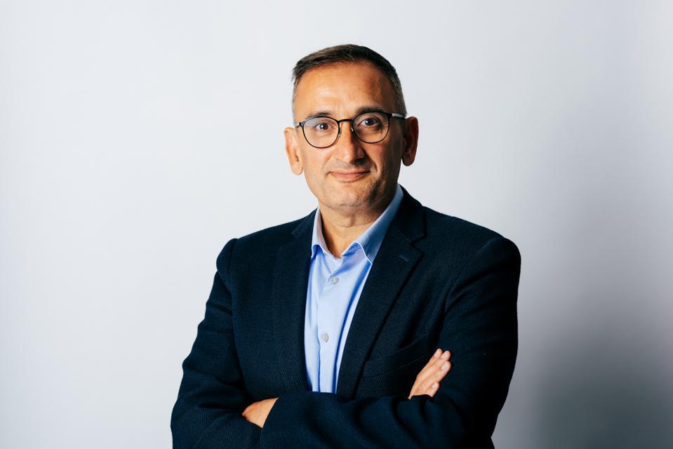 Safa Alkateb, chief executive officer of Autocab,