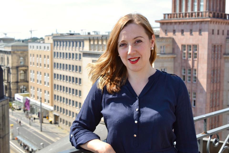 Bunch co-founder Darja Gutnick
