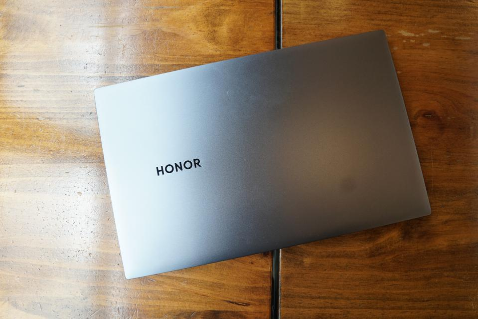 The Honor MagicBook Pro