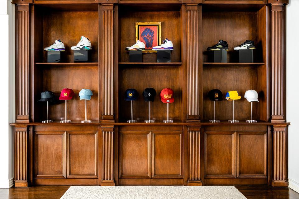 Air Jordans, Will Smith, The Fresh Prince of Bel-Air, mansion, Bel-Air, California, Airbnb