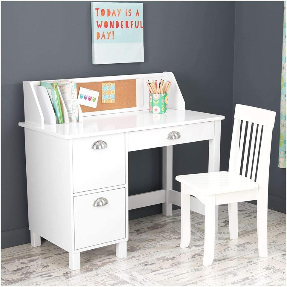KidKraft Kids Study Desk with Chair