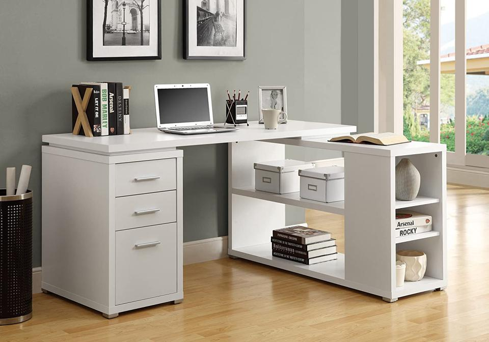 Monarch Specialties Left or Right Facing Corner Desk